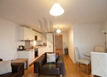 Thumbnail 2 bed flat to rent in Channel House, The Watergardens, London