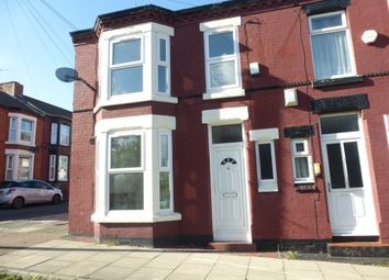 Thumbnail 3 bed end terrace house for sale in New Street, Wallasey