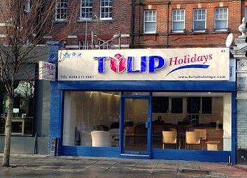 Thumbnail Retail premises for sale in Newington Green, Islington, London