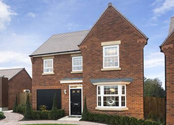 "Thumbnail 4 bed detached house for sale in ""Millford"" at Hassall Road, Alsager, Stoke-On-Trent"