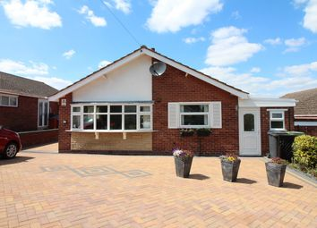 Thumbnail 2 bed detached bungalow for sale in Vale Close, Eastwood, Nottingham