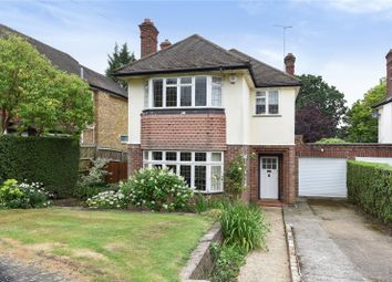 Thumbnail 4 bed detached house for sale in Crofters Road, Northwood, Middlesex