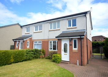 Thumbnail 3 bed semi-detached house for sale in Harris Gardens, Old Kilpatrick, Glasgow