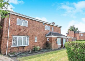 Thumbnail 4 bed detached house for sale in East Road, Brinsford, Wolverhampton