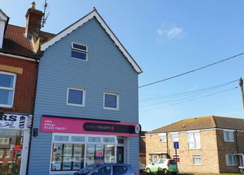 Thumbnail 2 bedroom flat to rent in Western Road, Pevensey Bay