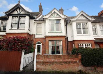 Thumbnail 4 bed town house for sale in Broom Hill Road, Ipswich