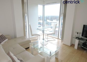 Thumbnail 1 bed flat for sale in The Cube, Wharfside Street, Birmingham