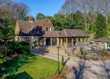 Feathercombe Lane, Hambledon, Godalming GU8. 4 bed detached house for sale
