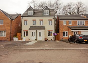 Thumbnail 3 bed semi-detached house for sale in Edmundsbury Road, Newport
