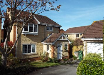 Thumbnail 4 bed detached house for sale in East Hill, Frome
