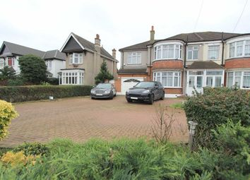 Thumbnail 5 bedroom semi-detached house for sale in Water Lane, Seven Kings, Essex