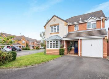 Thumbnail 4 bed detached house for sale in Beehive Avenue, Moira, Swadlincote, Leicestershire