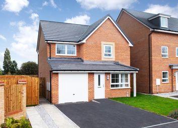 "Thumbnail 3 bedroom detached house for sale in ""Derwent"" at Kingsley Road, Harrogate"