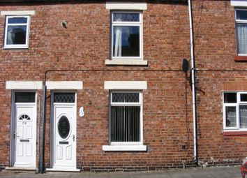 Thumbnail 3 bed terraced house to rent in Johnson Street, Bishop Auckland