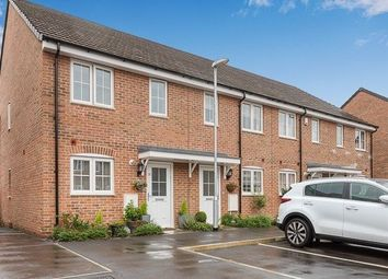Thumbnail 2 bed end terrace house for sale in Cornwell Close, Buntingford