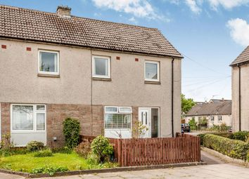 Thumbnail 3 bed semi-detached house for sale in Sherwood View, Bonnyrigg