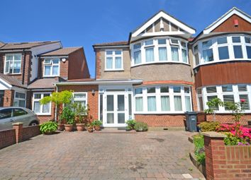 Thumbnail 4 bed semi-detached house for sale in Burlington Road, Osterley, Isleworth