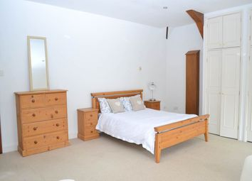 Thumbnail 1 bed flat to rent in Newbury Road, Lambourn, Hungerford
