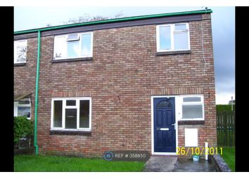 Thumbnail 3 bed end terrace house to rent in Llys Gwenllian, Kidwelly