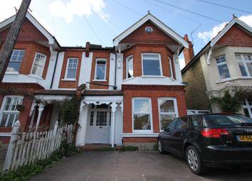 Thumbnail 1 bed flat to rent in Norbiton Avenue, Norbiton, Kingston Upon Thames
