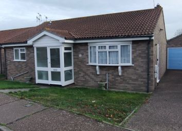 Thumbnail 2 bed detached bungalow to rent in Brian Bishop Close, Walton On The Naze