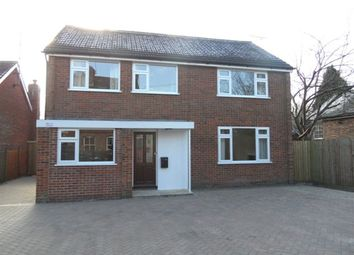 Thumbnail 4 bed detached house to rent in Pounsley Road, Dunton Green, Sevenoaks