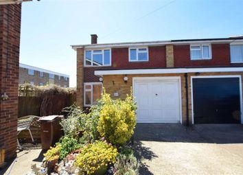 Thumbnail 3 bed end terrace house for sale in Berwood Road, Corringham, Essex