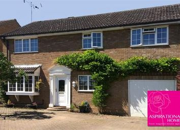 Thumbnail 4 bed detached house for sale in 10 Furnells Close, Raunds, Northamptonshire