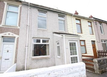Thumbnail 3 bed terraced house for sale in Parc-Y-Felin Street, Caerphilly