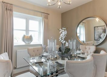 "Thumbnail 4 bed detached house for sale in ""Repton"" at Wyaston Road, Ashbourne"
