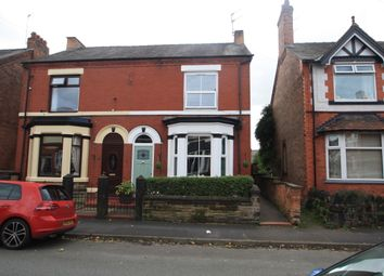 Thumbnail 3 bedroom semi-detached house to rent in 27 Kingsway, Northwich, Cheshire