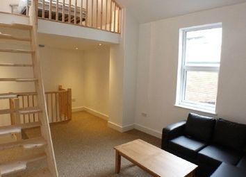 Thumbnail 1 bedroom flat to rent in St James Crescent, Uplands, Swansea