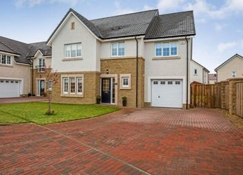 Thumbnail 5 bed property for sale in Lyness Court, Millfield Drive, Polmont, Falkirk