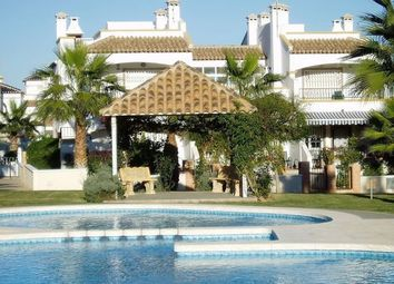 Thumbnail 3 bed town house for sale in Spain, Valencia, Alicante, Los Dolses