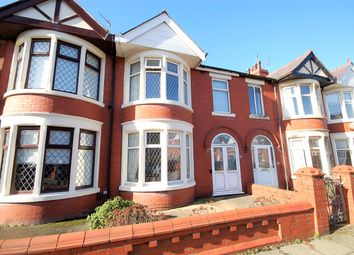 Thumbnail 3 bed terraced house for sale in Roselyn Avenue, Blackpool, Lancashire