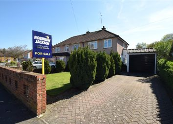 3 bed semi-detached house for sale in Beech Avenue, Swanley, Kent BR8