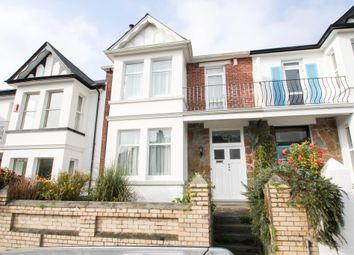 Thumbnail 4 bed terraced house for sale in Thornhill Road, Plymouth