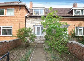 Thumbnail 2 bed terraced house for sale in Thoroughsale Road, Corby