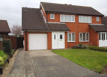 Thumbnail 3 bed semi-detached house to rent in Tobruk Close, Lincoln