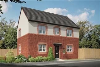 Thumbnail 3 bedroom detached house for sale in Crewe Road, Winterley