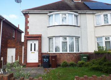 Thumbnail 3 bed semi-detached house to rent in Inchlaggan Road, Wolverhampton