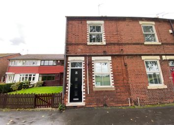 Thumbnail 2 bed end terrace house for sale in Bathley Street, Nottingham