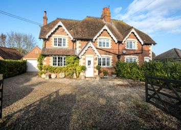 Thumbnail 3 bed semi-detached house for sale in Bloomfieldhatch Lane, Grazeley, Reading