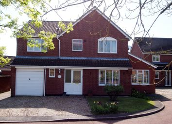 Thumbnail 4 bedroom detached house for sale in Mount Surrey, Wymondham