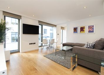 Thumbnail 2 bed flat to rent in North Mews, London