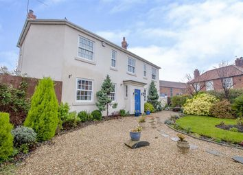Thumbnail 3 bed detached house for sale in Great North Road, Ranskill, Retford