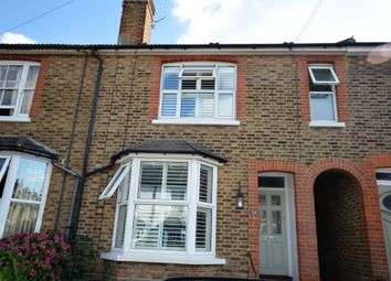 Thumbnail 4 bed end terrace house to rent in Albion Road, Reigate