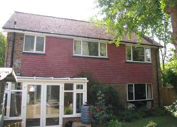 Thumbnail 3 bed detached house to rent in Beechwood Lane, Cooksbridge