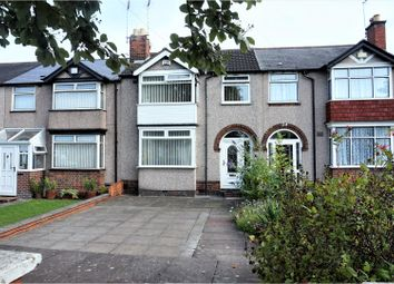 Thumbnail 3 bed terraced house for sale in Ansty Road, Coventry