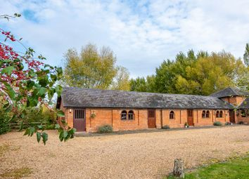 Thumbnail 4 bed barn conversion for sale in Hulcott, Aylesbury